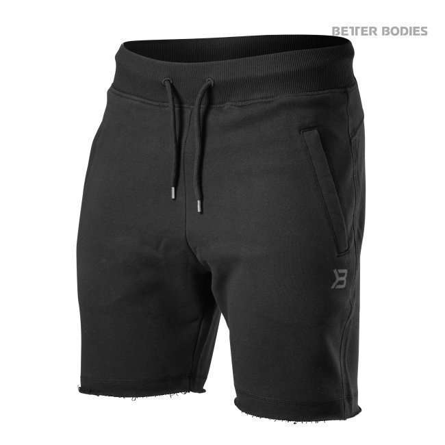 Better Bodies Hudson Sweatshort black
