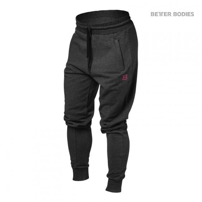 Better Bodies Jogger Sweat Pants antracite