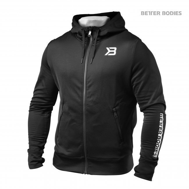 Better Bodies Performance Pwr Hood black