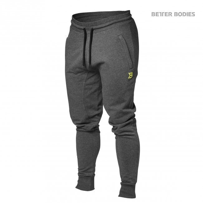 Better Bodies Tapered Jogger antracite