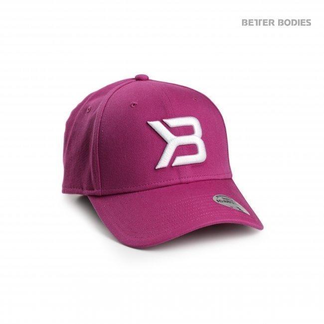 Better Bodies WOMENS BASEBALL CAP HOT PINK