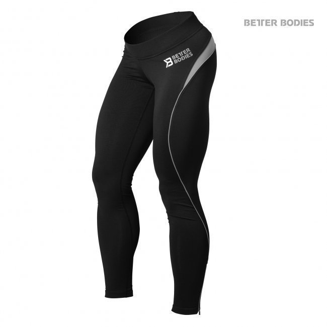 Better Bodies Womens tights Black