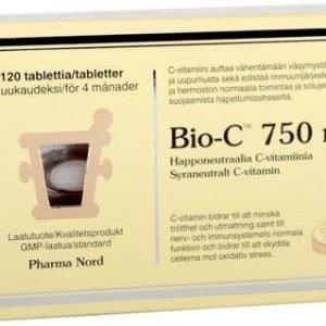 Bio-C 750 Mg