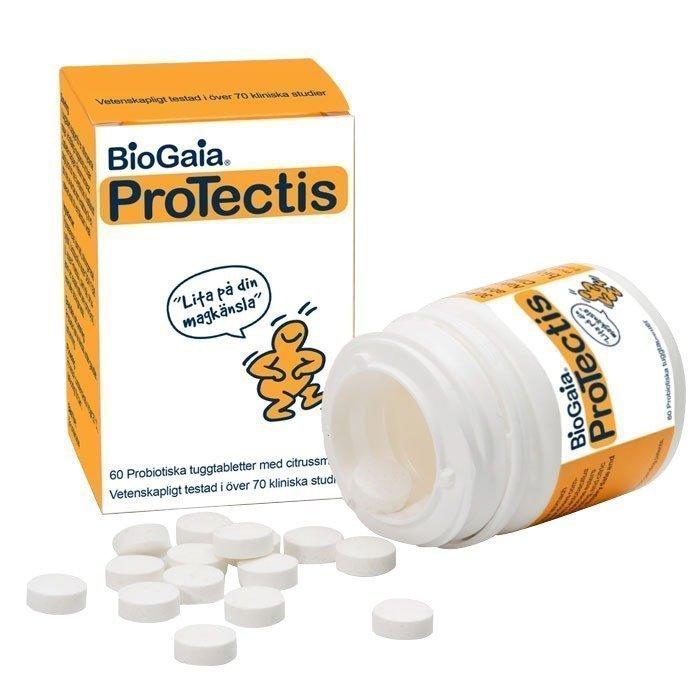 BioGaia ProTectis 60 tablettia