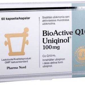 Bioactive Q10 Uniqinol