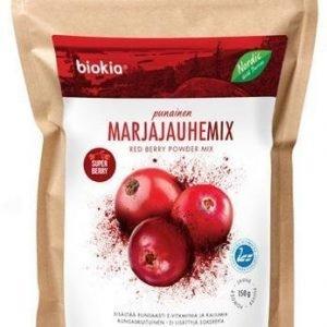 Biokia Punainen Marjajauhemix