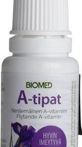 Biomed Aktiiviset A-Tipat
