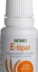Biomed Aktiiviset E-Tipat