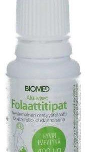 Biomed Aktiiviset Folaattitipat