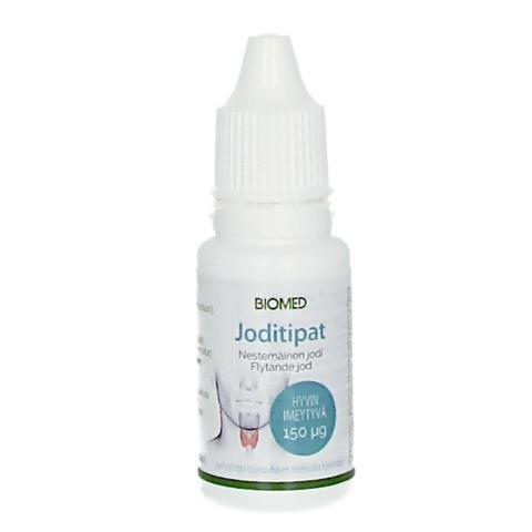 Biomed Aktiiviset Joditipat