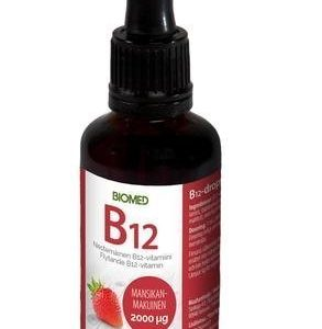 Biomed B12-Vitamiinitipat