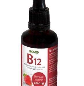 Biomed B12-Vitamiinitipat