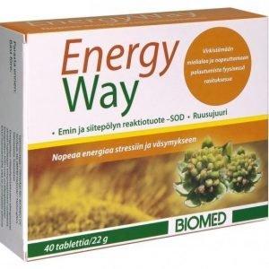 Biomed EnergyWay