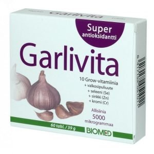 Biomed Garlivita
