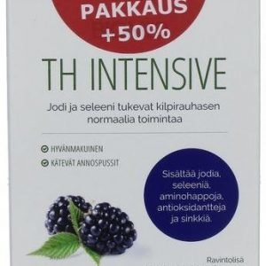 Biomed Th Intensive Kampanjapakkaus