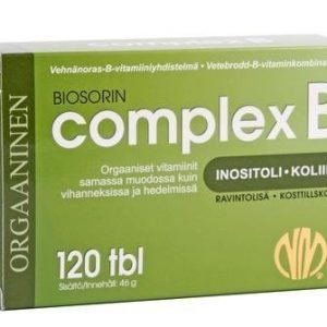 Biosorin B-Complex