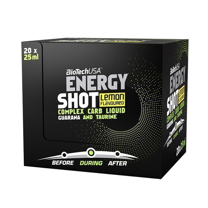 Biotech USA 20 x Energy Shot 25 ml