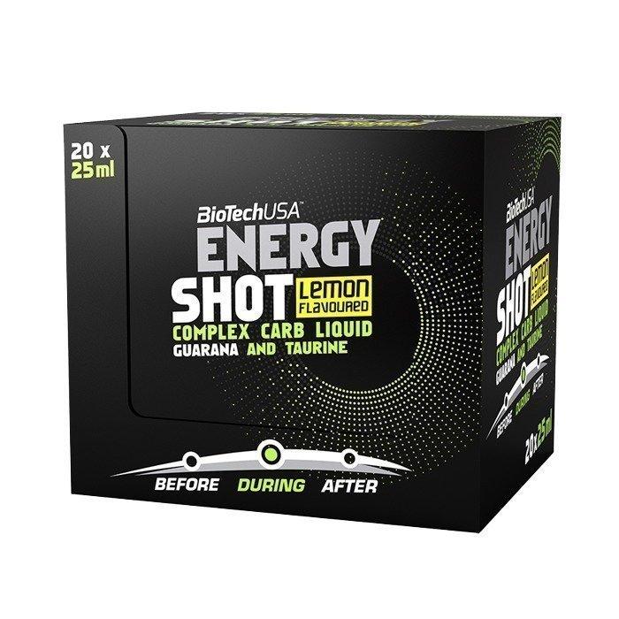Biotech USA 20 x Energy Shot 25 ml
