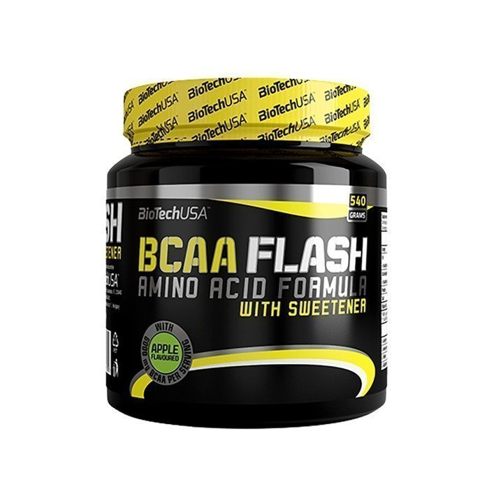 Biotech USA BCAA Flash 540 g Orange