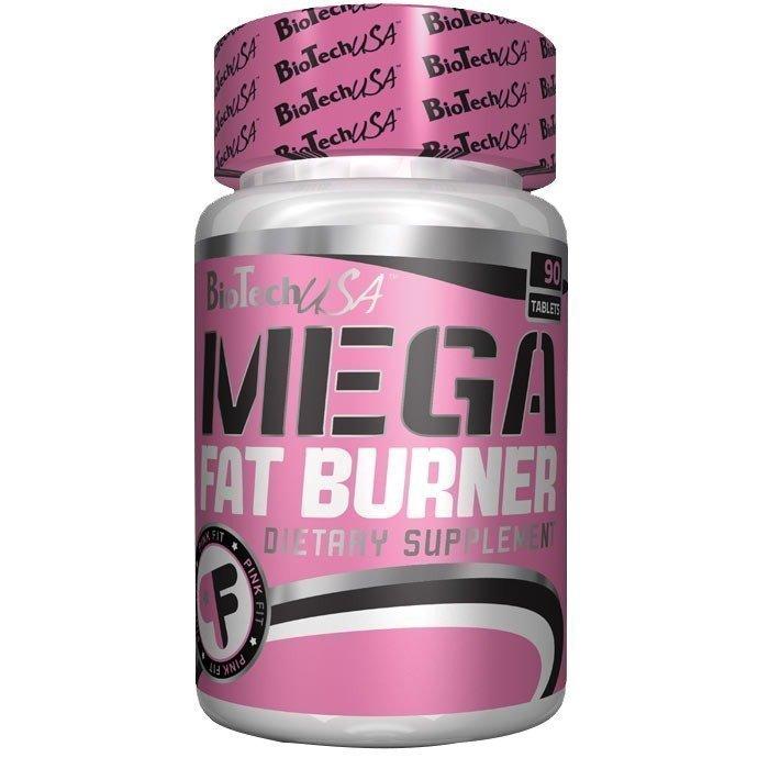 Biotech USA Mega Fat Burner 90 tabs