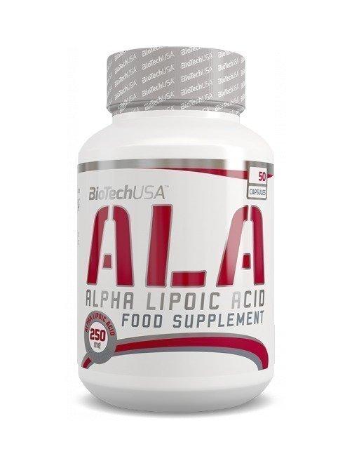BiotechUSA ALA alpha lipolic acid