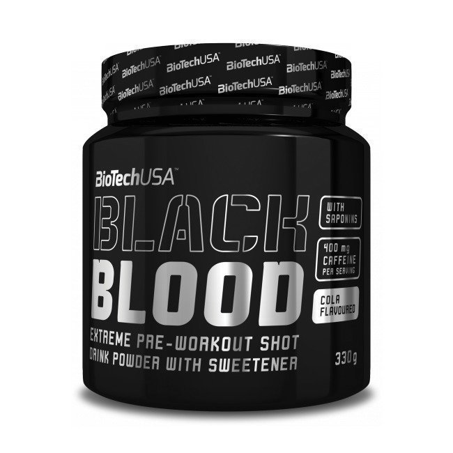 BiotechUSA Black Blood