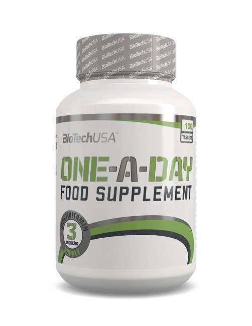 BiotechUSA One a Day
