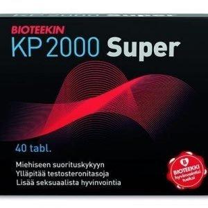 Bioteekin Kp 2000 Super