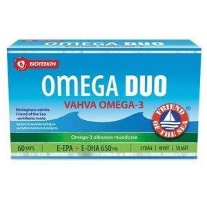 Bioteekin Omega Duo