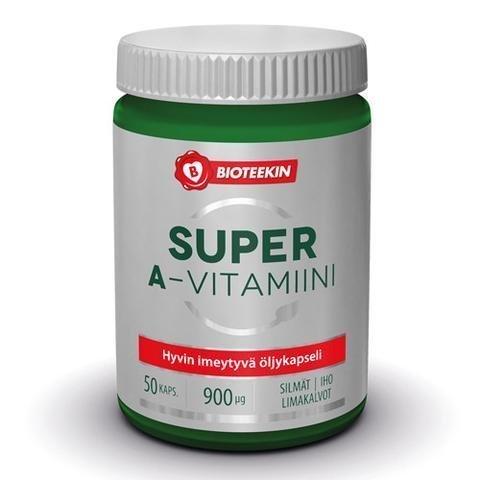 Bioteekin Super A-Vitamiini
