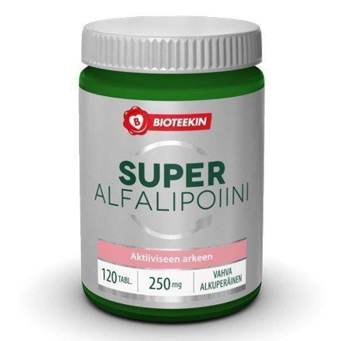 Bioteekin Super Alfalipoiini Kampanjapakkaus