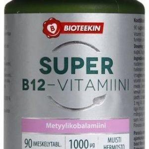 Bioteekin Super B12-Vitamiini