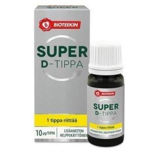 Bioteekin Super D-Tippa