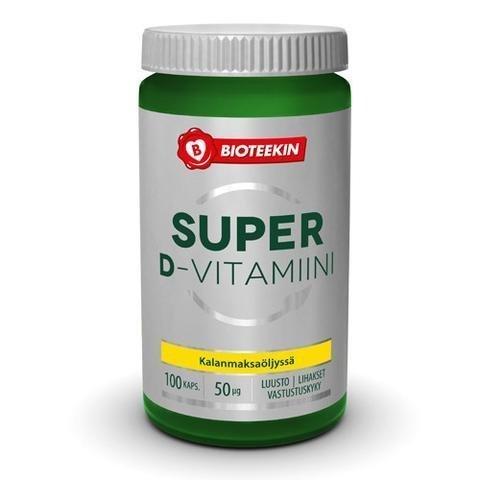 Bioteekin Super-D