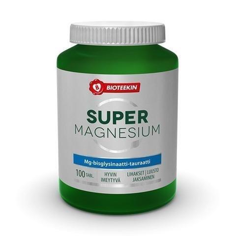 Bioteekin Super Magnesium