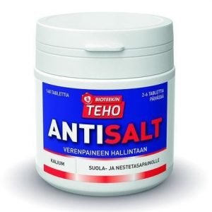 Bioteekin Teho Antisalt