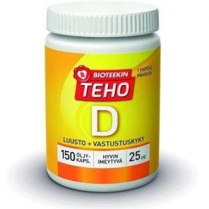 Bioteekin Teho D