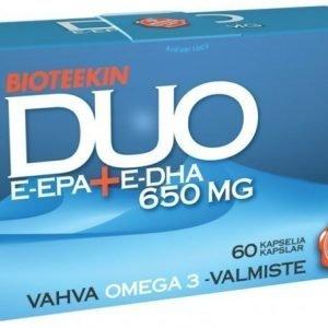 Bioteekki DUO E-EPA+E-DHA