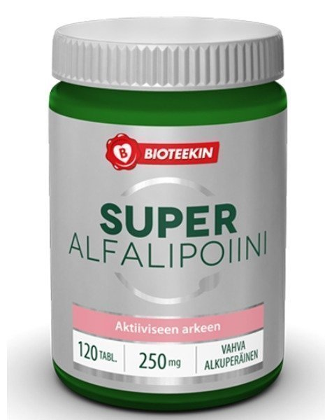 Bioteekki Super Alfalipoiini