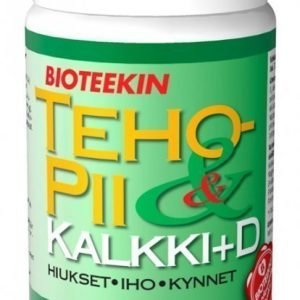 Bioteekki Tehopii&Kalkki+D