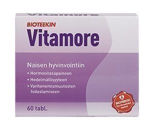 Bioteekki Vitamore
