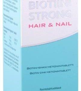 Biotiini Strong Hair & Nail