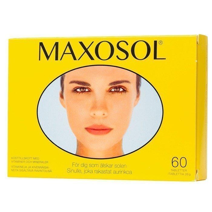 Bringwell Maxosol 60 kapselia