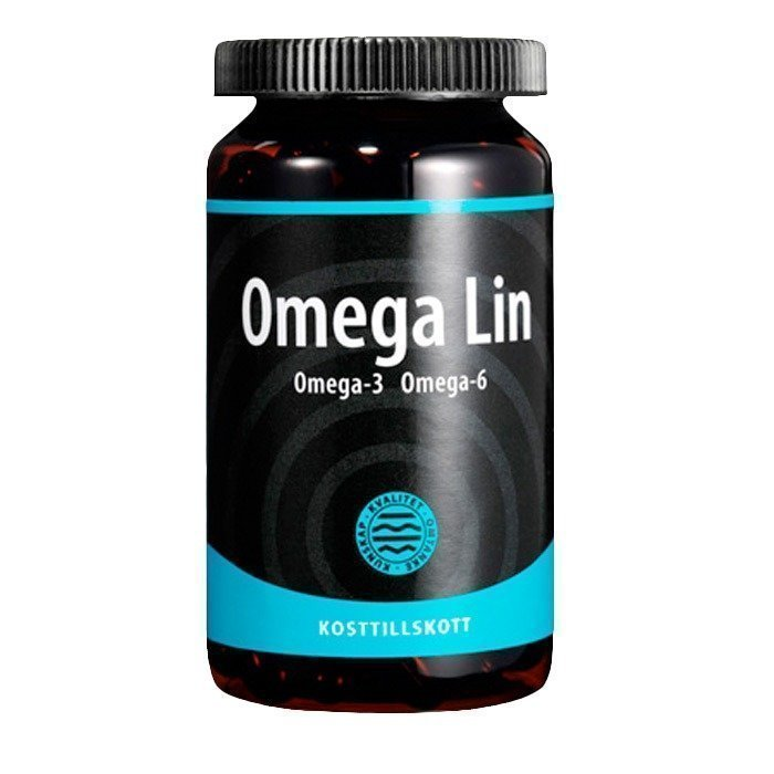 Bringwell Omega Lin 200 kapselia 1000mg/kapseli