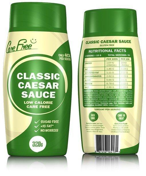 Care Free Foods Classic Caesar Sauce