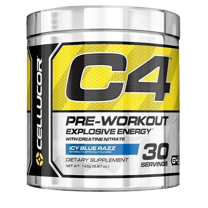 Cellucor C4 390g Blue Razz