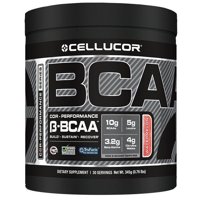 Cellucor COR-Performance BCAA 345 g Watermelon