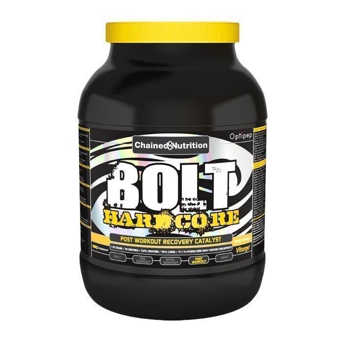 Chained Nutrition Bolt Hardcore 1125 g Orange