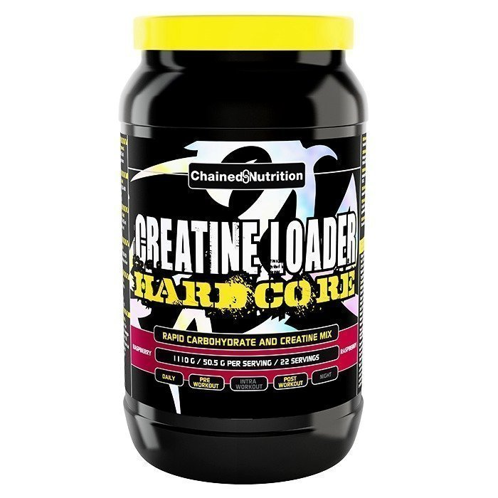 Chained Nutrition Creatine Loader 1100 g Raspberry