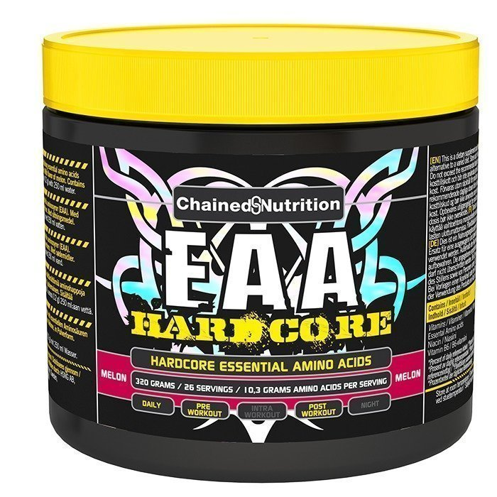 Chained Nutrition EAA Hardcore 320 g Lemon Lime